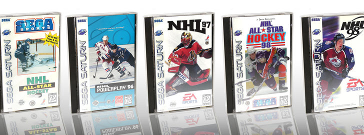 NHL Hockey on Saturn – Sega Saturn, Shiro
